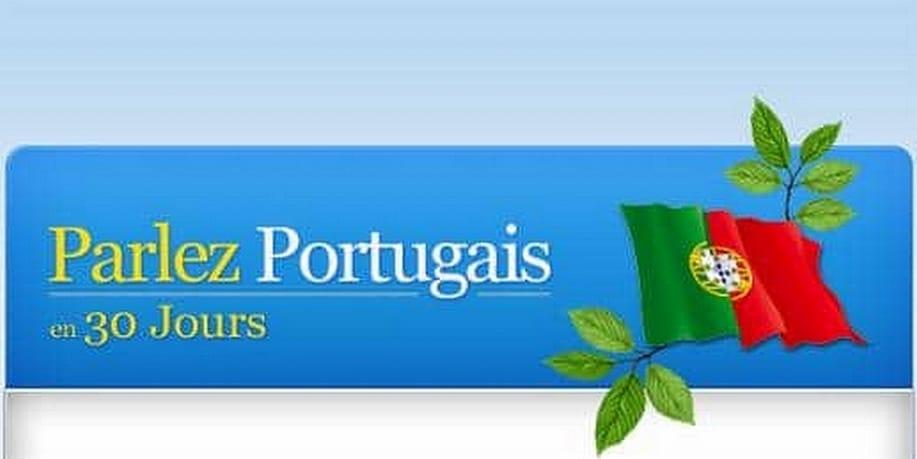 cours pour apprendre à parler portugais en 30 jours