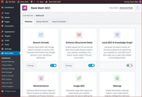 Rank Math Pro Plugin Free Download