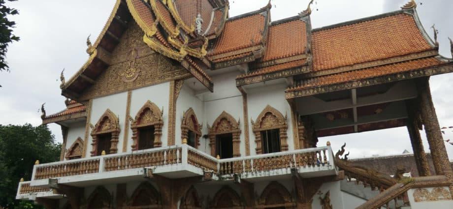 Tempel in Chiang Mai