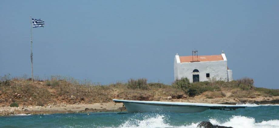 Küste in Kreta