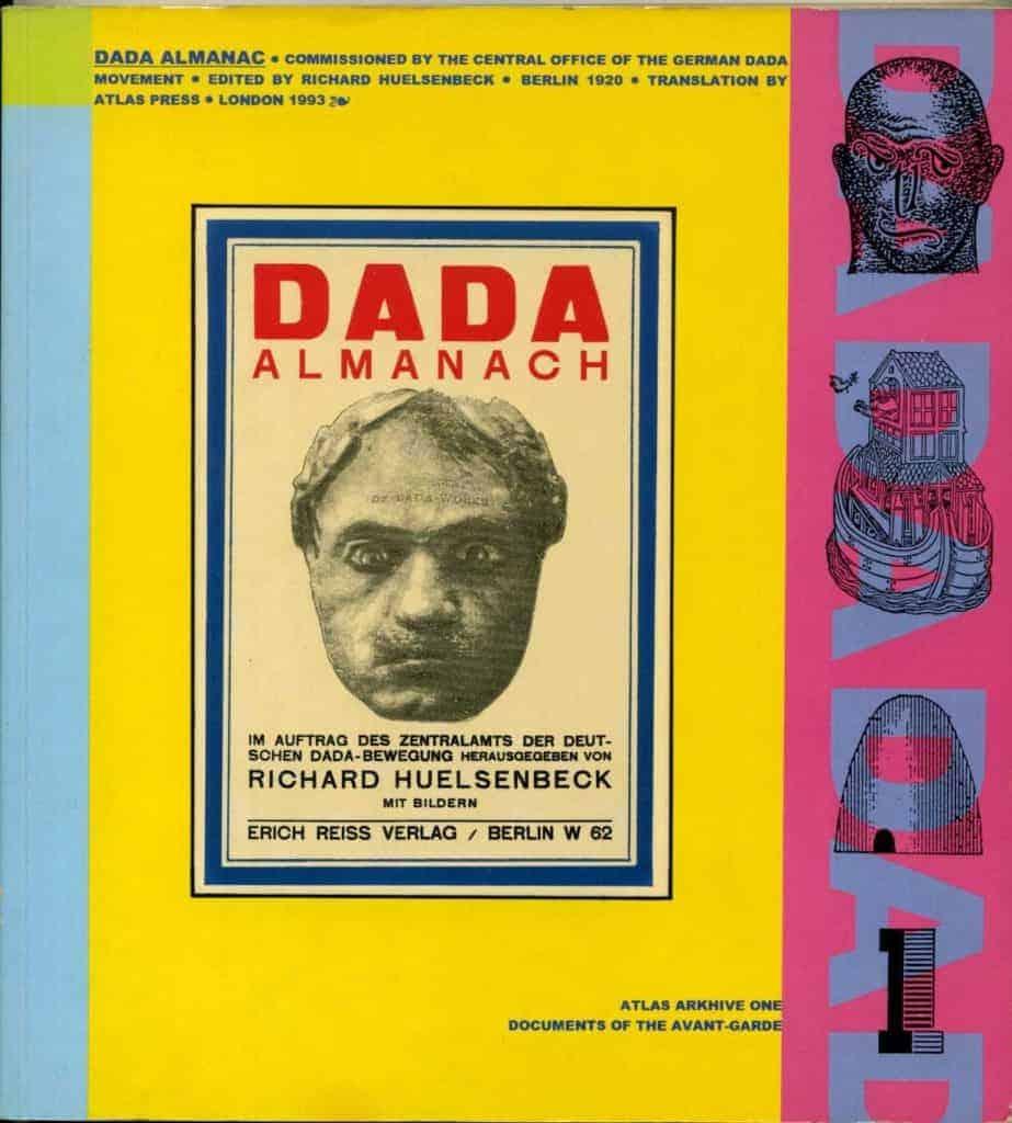 Richard Huelsenbeck, Dada Almanach, 1920