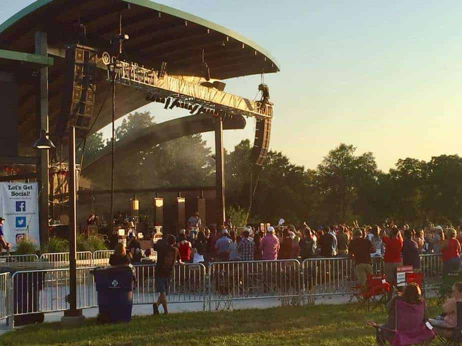 Capitol Federal Amphitheater in Andover, KS