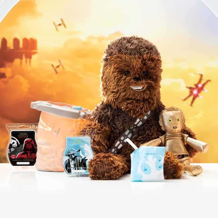 New Stars Wars Collection From Scentsy To Celebrate The Rise of Skywalker Film