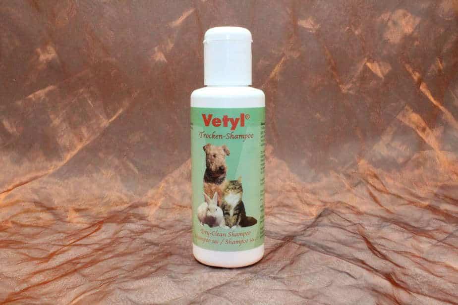 Vetyl, Droogshampoo Wit,100 gram