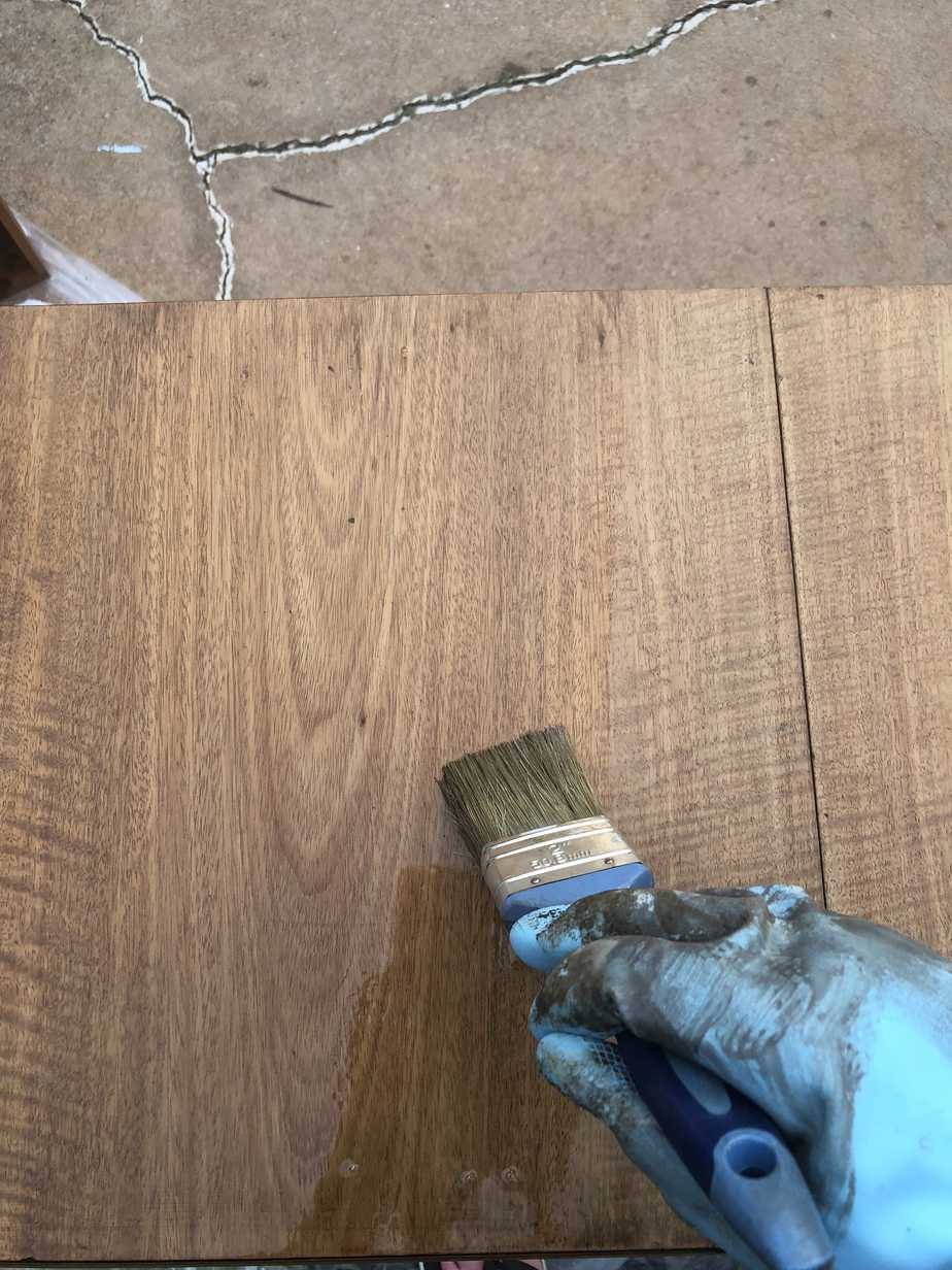 How to Easily Refinish Wood Furniture 9