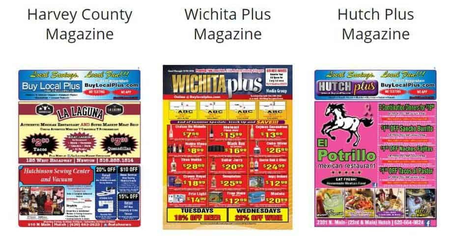 New restaurant coupons and more for south central kansas