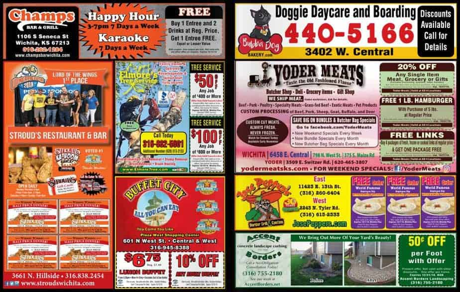 Coupons for Wichita