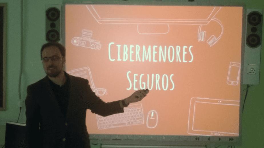 , Cibermenores Seguros : Los riesgos de Internet para menores, La Escena del Crimen