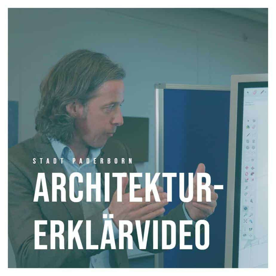 Architektur-Erklärvideo
