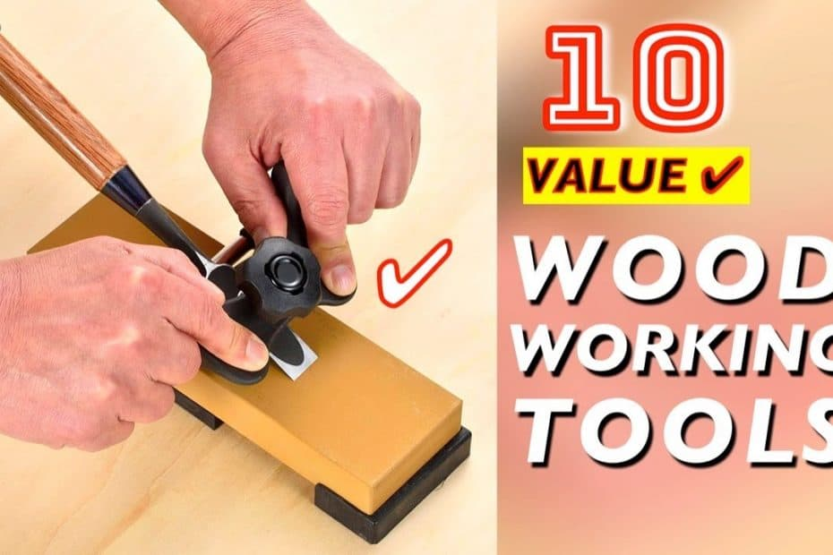 10 Best Value Woodworking Tools #5