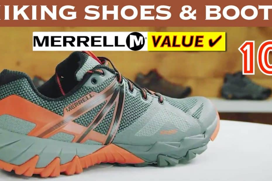 10 Best Value Merrel Hiking Shoes and Boots