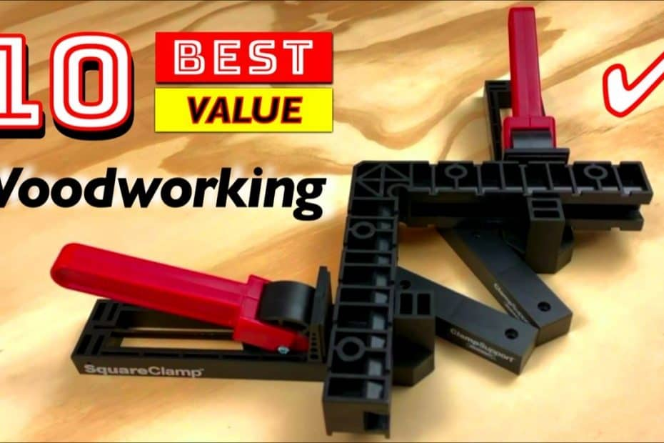 10 Best Value Woodworking Tools +