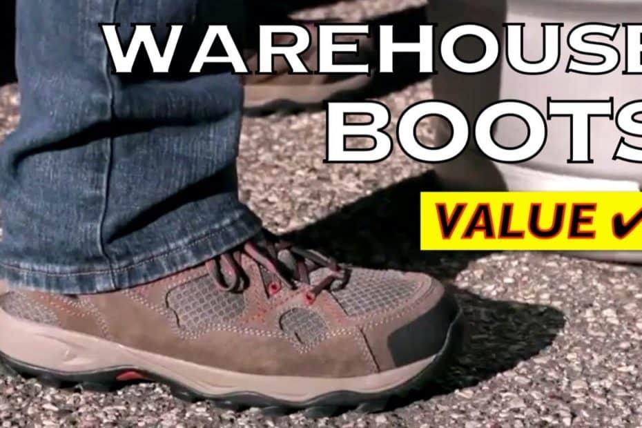 10 Best Warehouse Work Boots for Men Woman
