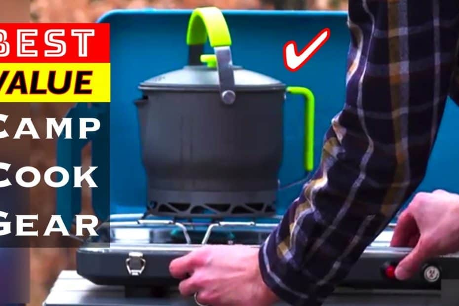 Best Value Camp Cooking Equipment & Gear
