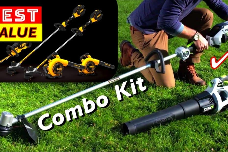 Best value Garden Combo Kits