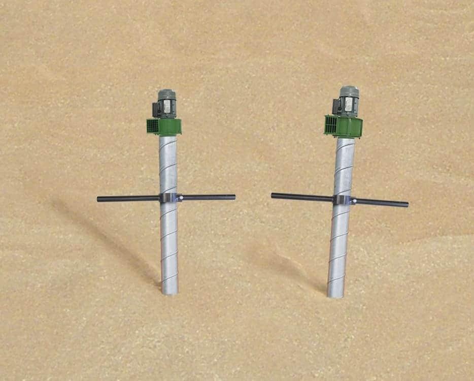Martin Lishman Trouble Dry Hot Spot Speere werden von unseren grünen Lüftern mit hohem Luftstrom angetrieben