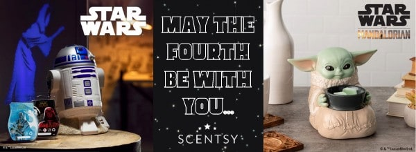R2D2 Scentsy Warmer Release - May 4th!