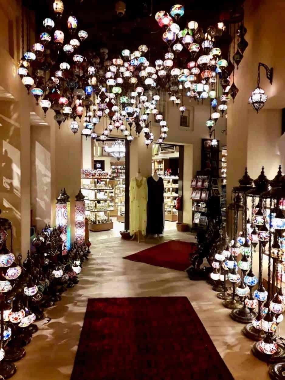 Shopping im Souk Madinat Jumeirah