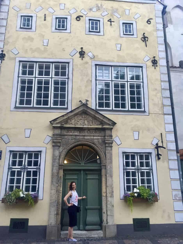 Riga Sehenswuerdigkeiten: Drei Brüder