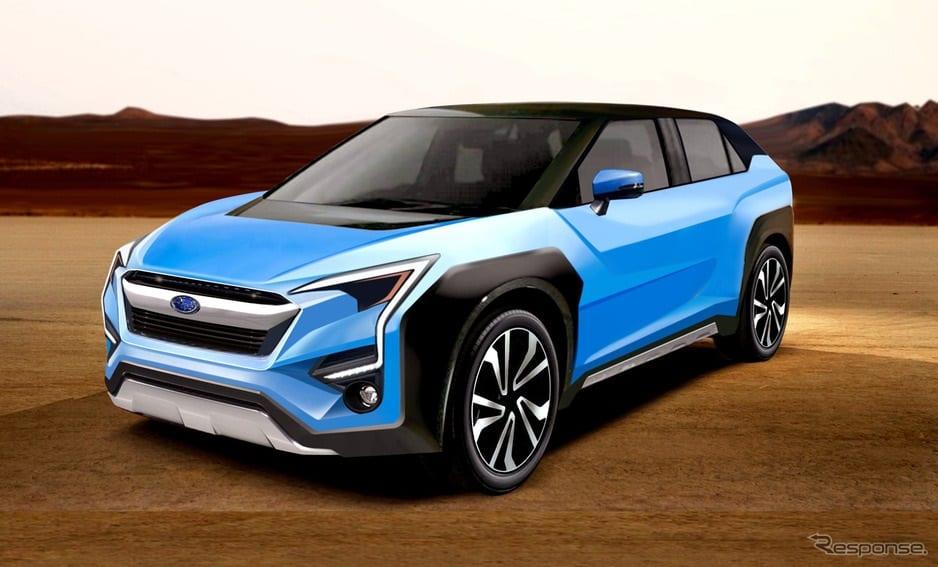 2021 - [Subaru] Solterra Subaru-Evoltis-9