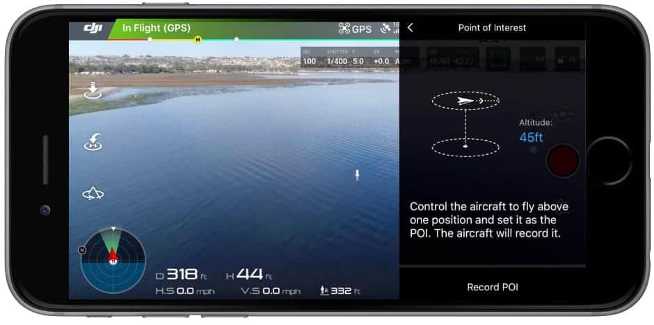 Point of Interest (POI) - A Unique Way to Get Orbit Shots
