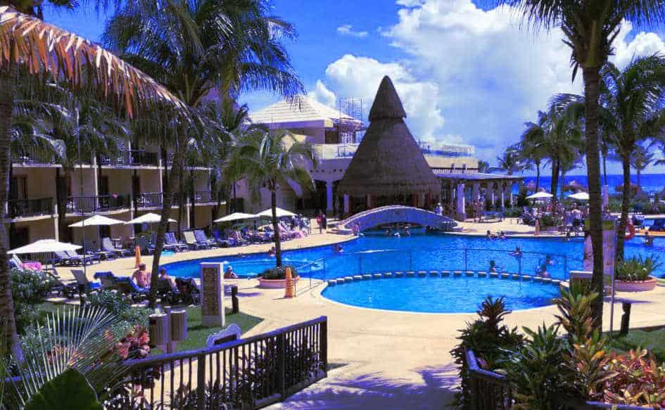 L'hôtel du vice au Mexique