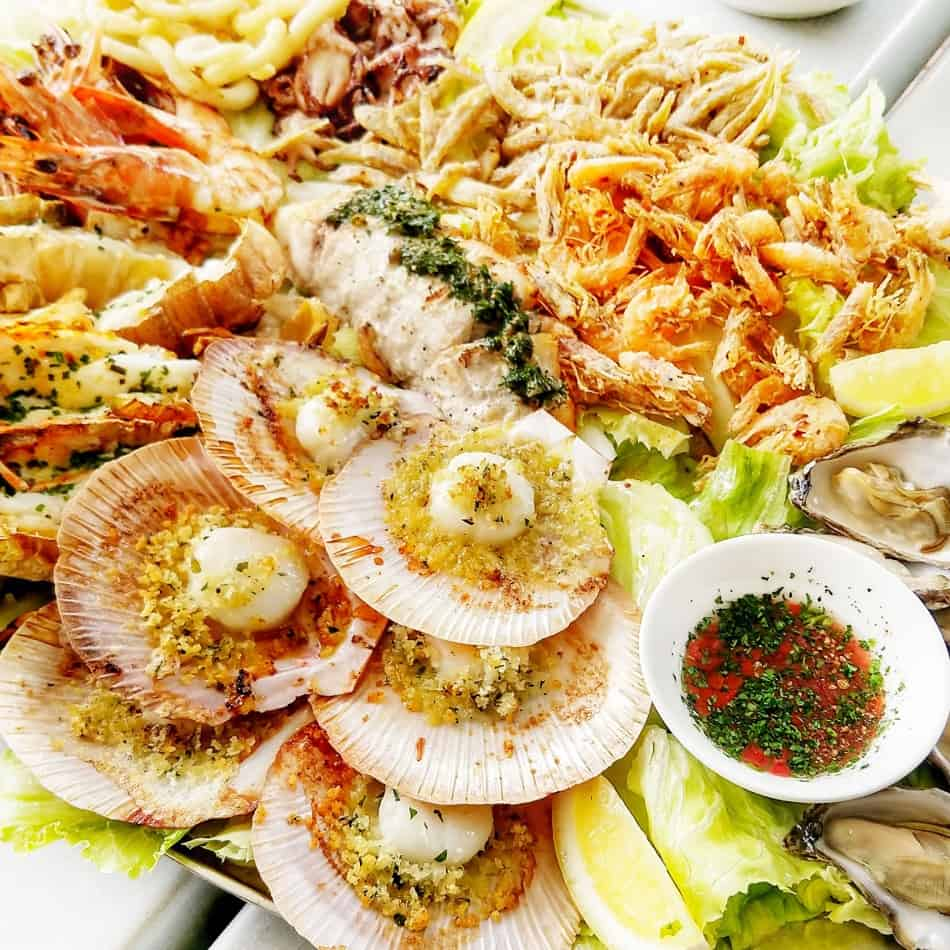 best restaurants port douglas seafood