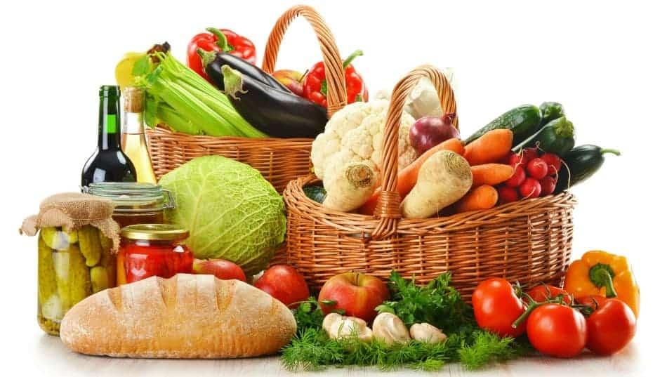 L'alimentazione giusta per il pieno benessere