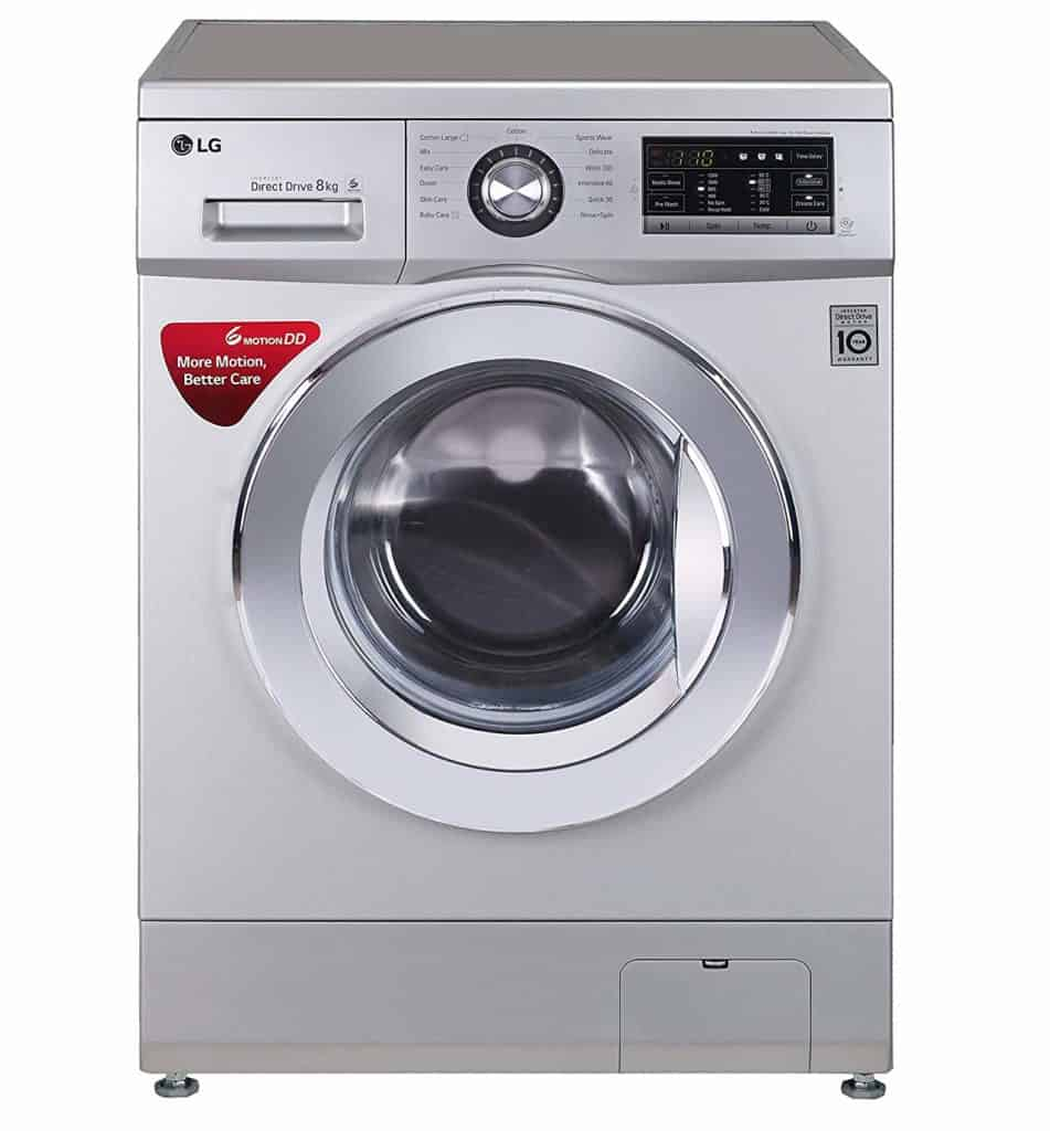 LG Direct Drive FH2G6TDNL42 Washing Machine Review