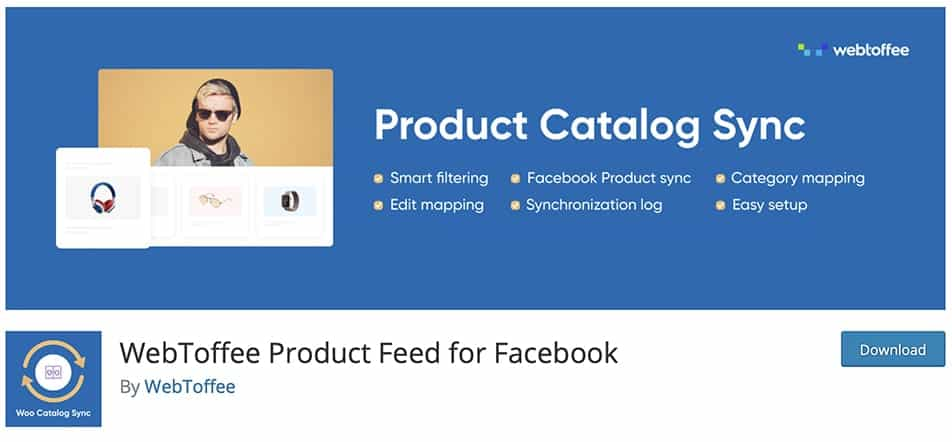 WebToffee Product Feed for Facebook
