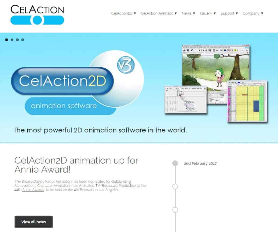 cel action 2d