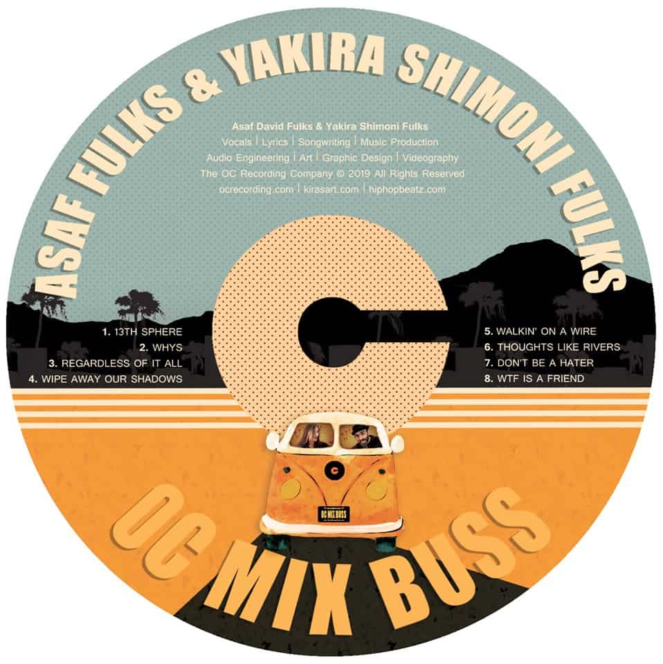 OC MIX BUSS by Asaf Fulks and Yakira Shimoni Fulks
