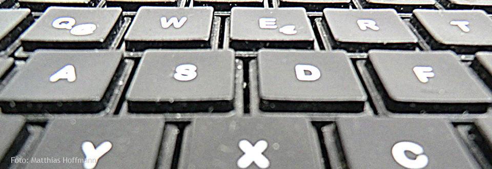 Hilfe für die Laptop-Tastaturreinigung