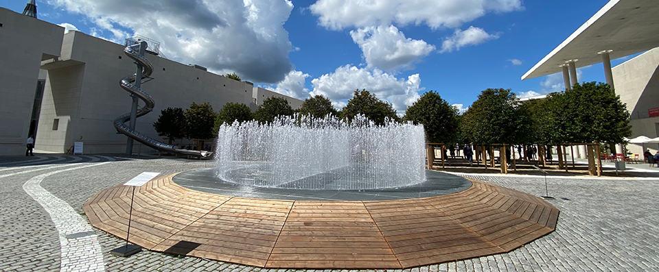 Die Bundeskusthalle in Bonn - Kunst- und Ausstellungshalle der Bundesrepublik Deutschland GmbH