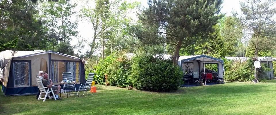 Natuur Camping Alberthoeve kamperen