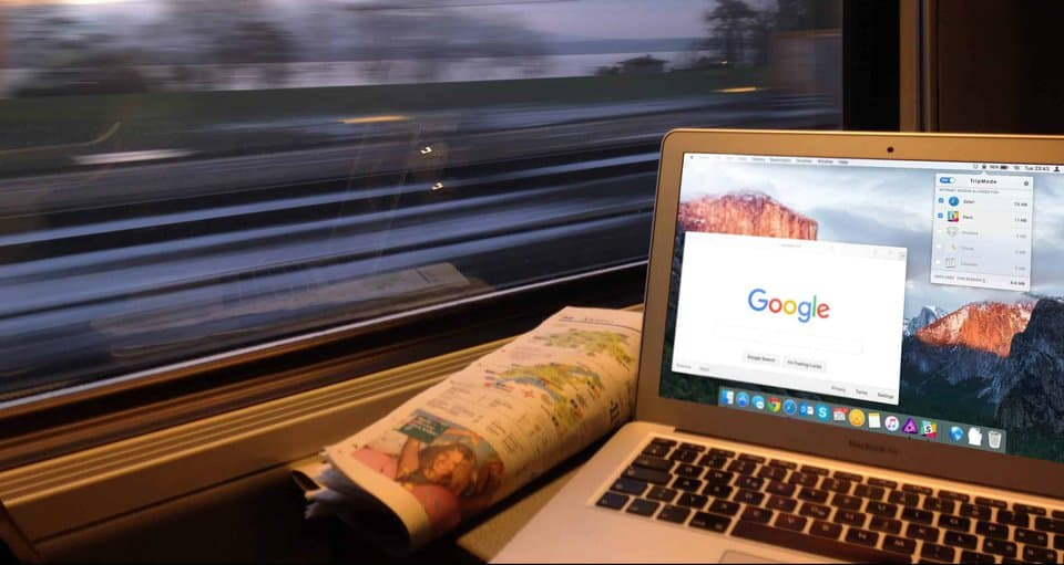 TripMode in the Train