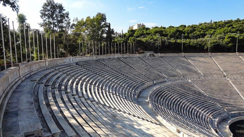 Greece was the birthplace of the modern Olympics
