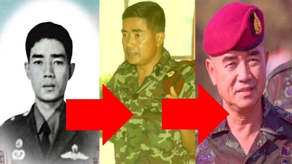 ประวัติ ผบ.ทบ. Gen. Chalermchai Sittisart