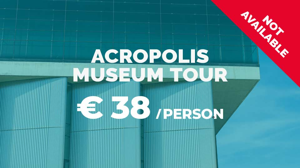 Acropolis Museum Tour in Dutch or in German