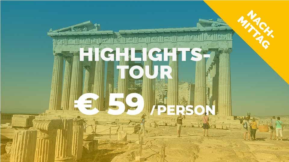 Athen Highlights-Tour auf Deutsch mit Lizenzierter Stadtführer_B