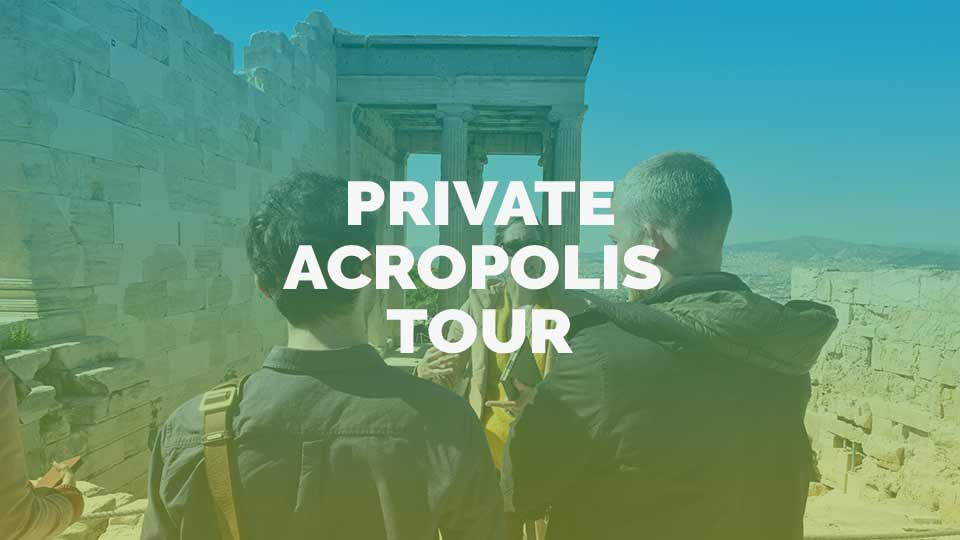 Private Acropolis tour in Dutch or in German