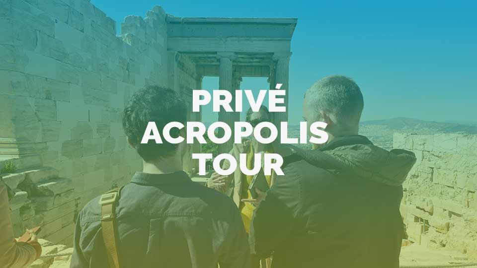 Privé acropolis rondleiding met nederlandstalige gelicenseerde gids-B