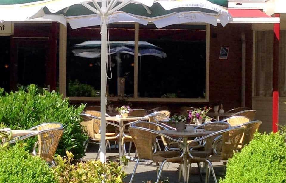 Restaurant-Pizza El Nino Hoogersmilde terras