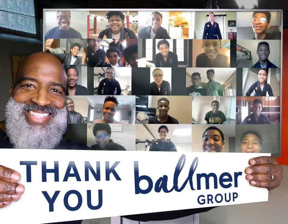 Thank You Ballmer Group