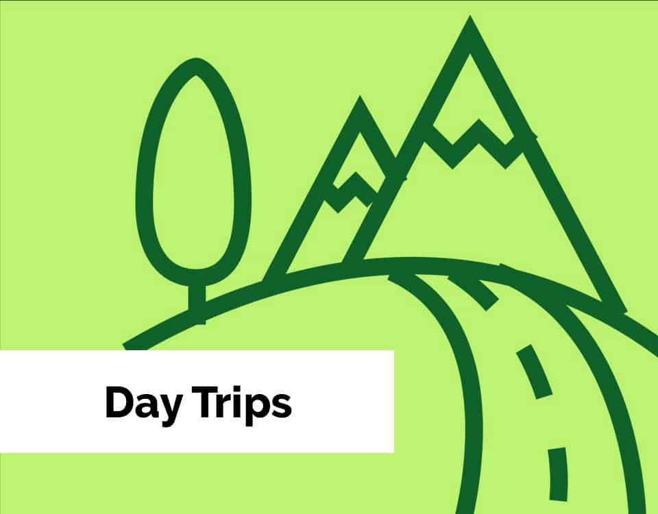 Day Trips in Dutch or German