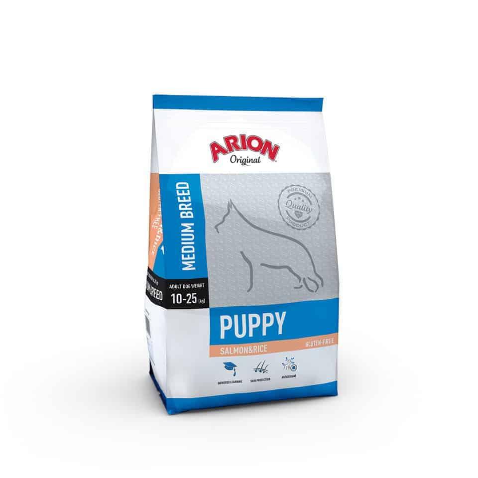 Arion Original Puppy Medium Salmon & Rice
