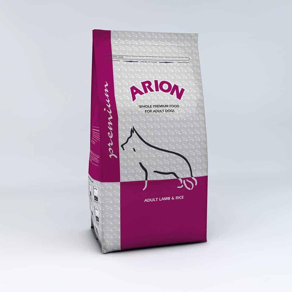 Arion Premium Lamb & Rice