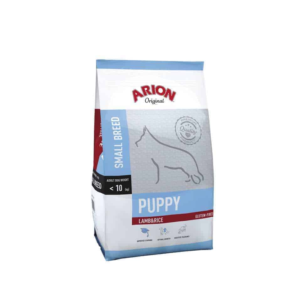 Arion Original Puppy Small Lamb& Rice