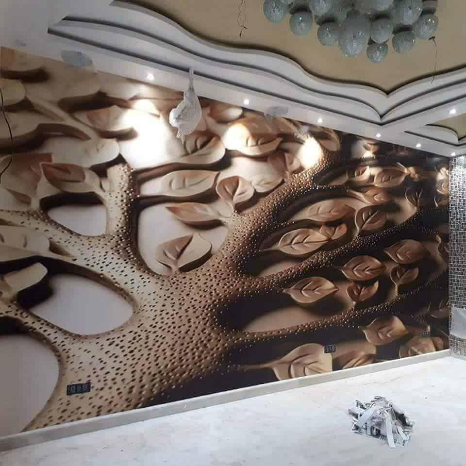 false ceiling paint design