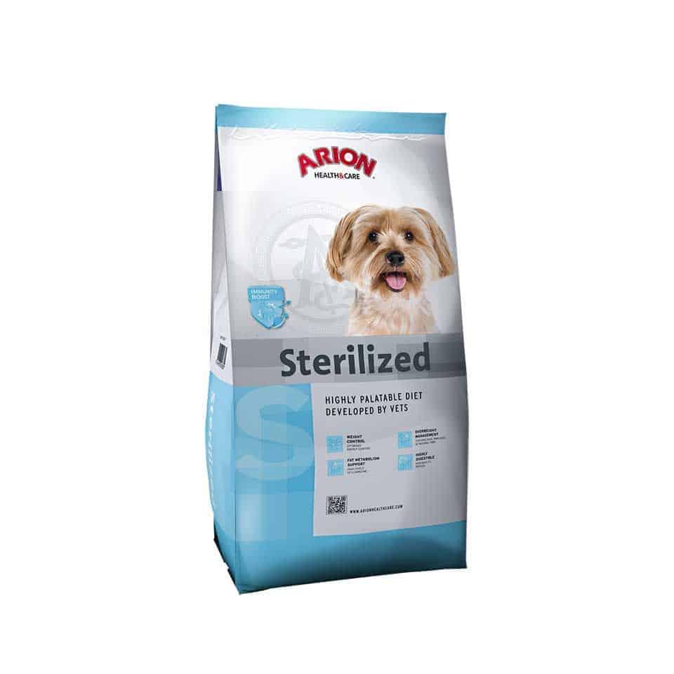 Arion Health & Care Sterilized Small Breed